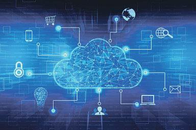 Cloud, ilustrace