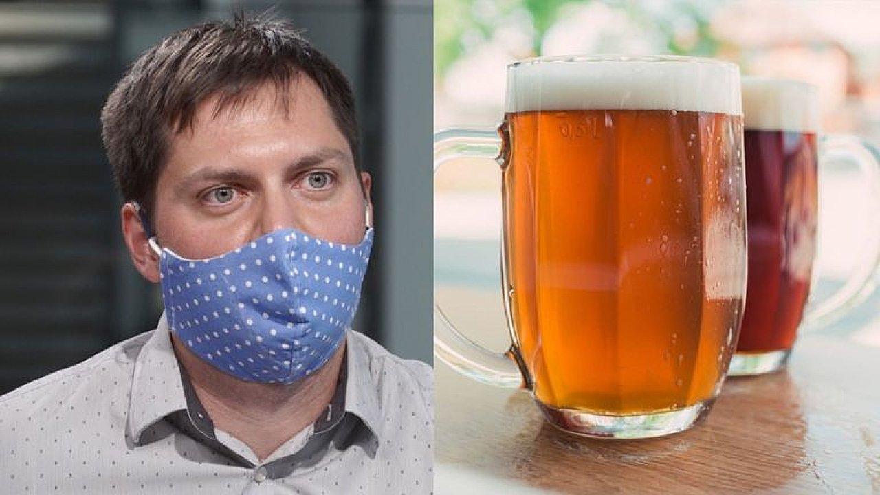 Ve světě si z nás dělají srandu, místo ventilátorů se skládáme na pivo, říká Pomahač.