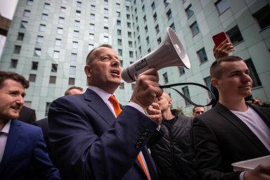 Předseda slovenského parlamentu ašéf druhé největší koaliční strany Jsme rodina Boris Kollár je podezřelýz opsání diplomové práce.