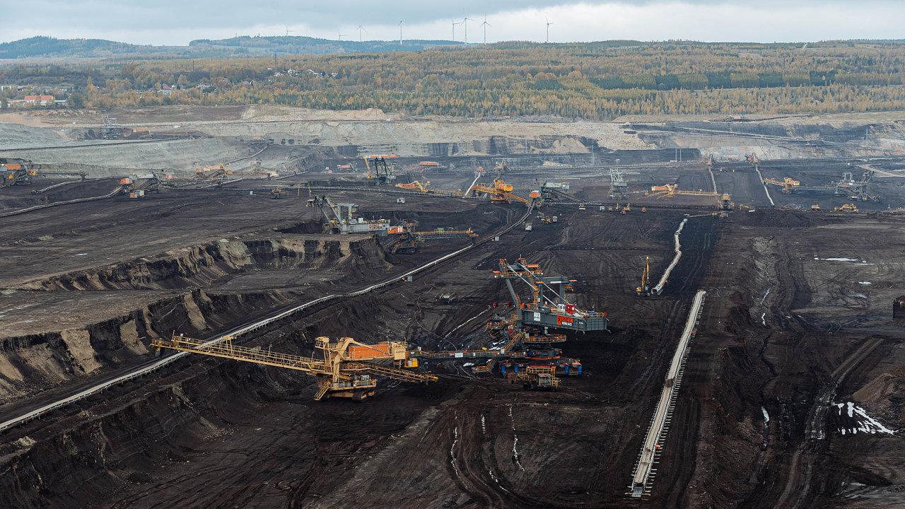 Image result for těžba bez práce