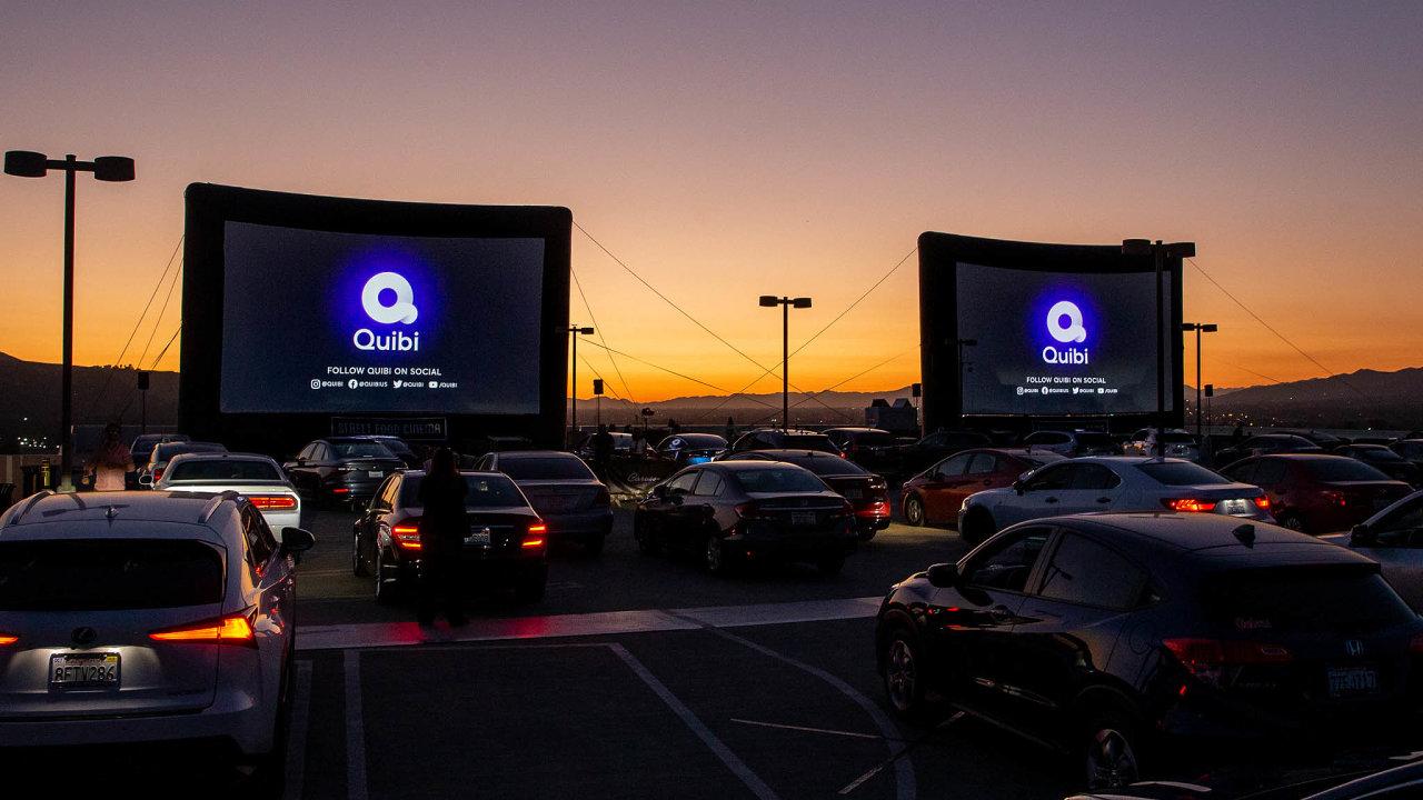 Americká streamovací služba Quibi nesplnila očekávání zakladatelů a po pouhém půl roce skončila. Měla přitom konkurovat Netflixu.