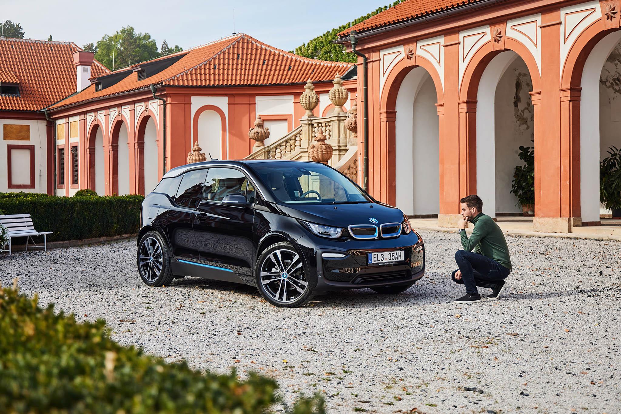 Ondřej Novotný: BMW i3
