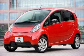 elektrický vůz iMiEV firmy Mitsubishi
