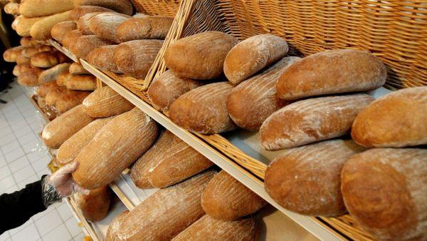 Český chléb.