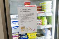 """""""Omlouváme se za dočasný nedostatek másla na skladě"""", upozorňují maoobchodníci v Norsku"""