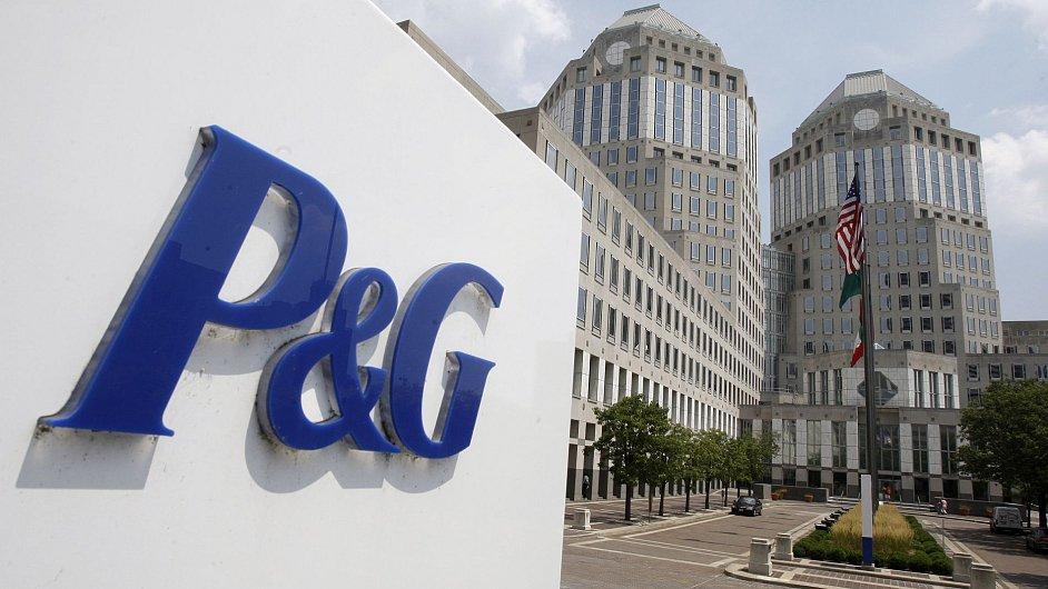 Sídlo Procter & Gamble, vlastníku Rakony, v americkém Cincinnatti.