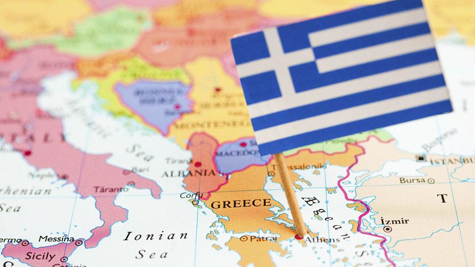 Řecko - ilustrační foto