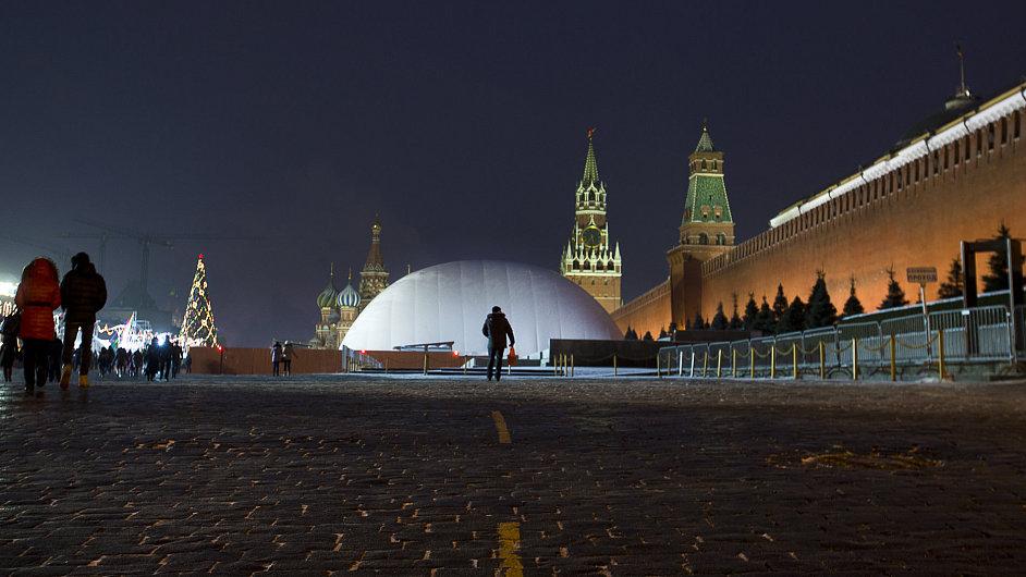 Mráz přichází z Kremlu?