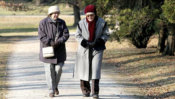Vláda se neshodla na mimořádné valorizaci penzí pro rok 2016 - Ilustrační foto.