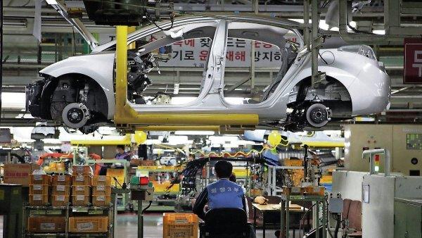 Vláda schválila milionové garance na továrnu Nexenu na Žatecku - Ilustrační foto.
