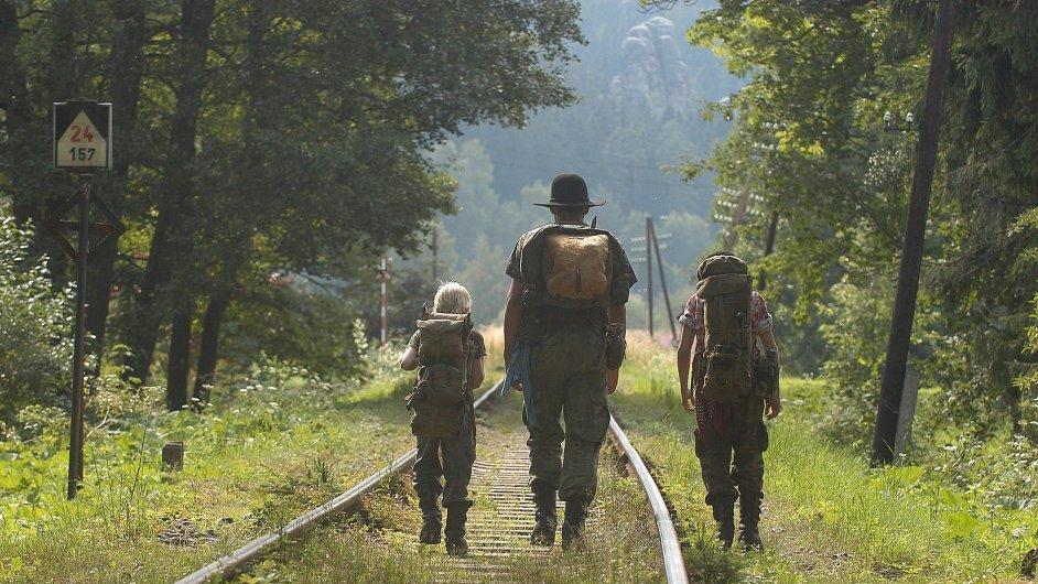 Na vandru v Adršpachu