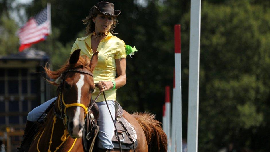 Rodeo ve výběžku