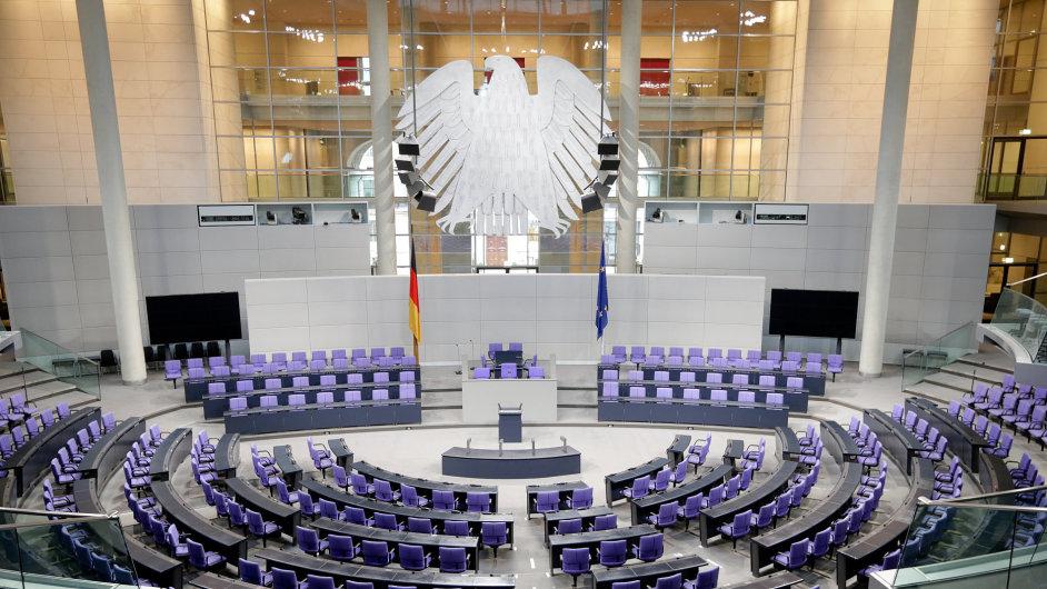 Německé volby (ilustrační foto)