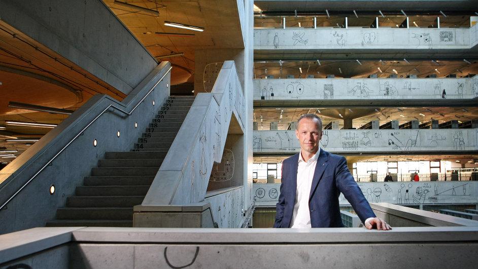 Petr Hrubý, CEO Broker Consulting