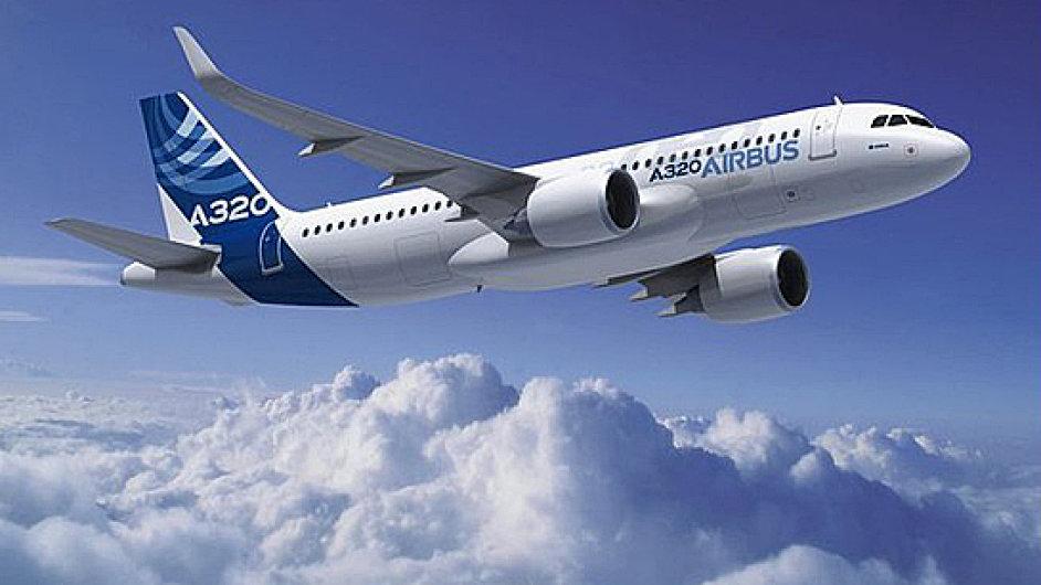 Airbus A320neo - Ilustrační foto.