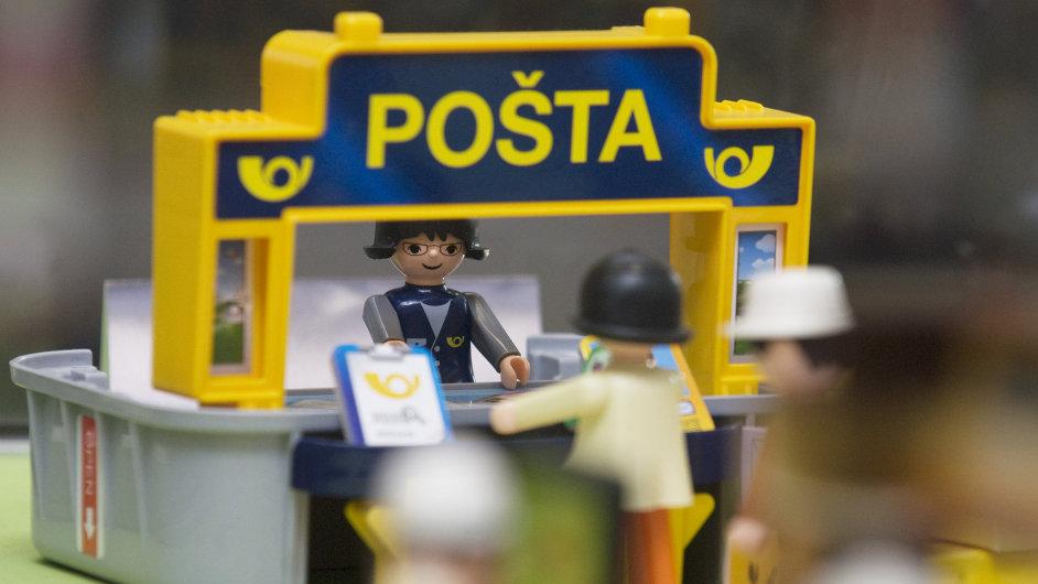 Česká pošta, ilustrační foto