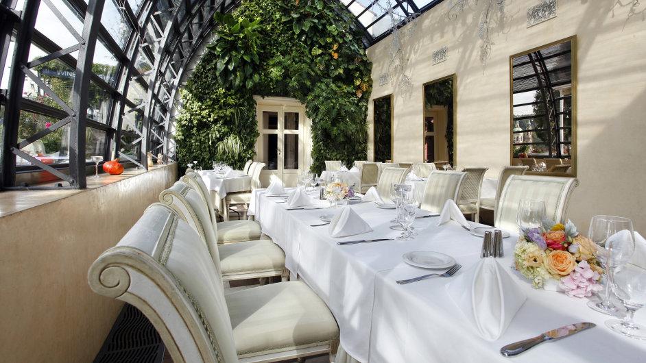 Restaurace Villa Richter