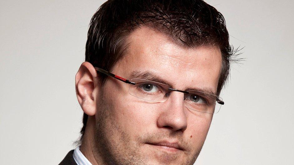 Martin Polák, senior viceprezident a country manager Prologis pro Českou republiku a Slovensko.
