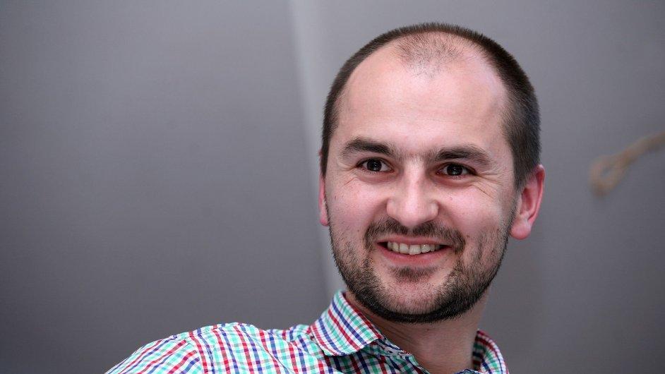 Ředitel Seznamu Pavel Zima