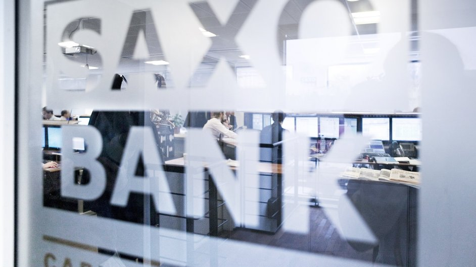 Dánská Saxobank se kvůli posílení švýcarské měny dostala do potíží (ilustrační foto).