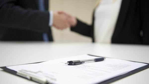 Předmanželská smlouva- ilustrační foto