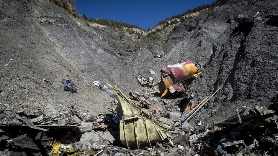 Vyšetřování havárie Airbusu A320 ve francouzských Alpách