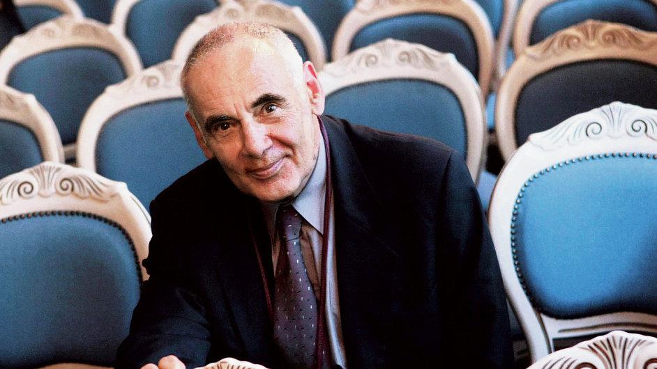 Antonín Líman získal v roce 2008 Jungmannovu cenu.