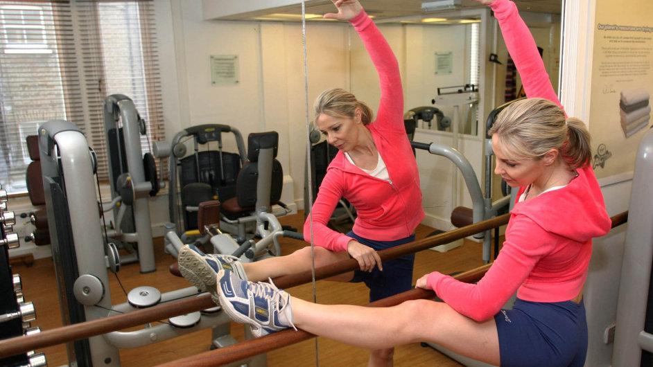 Problémy českých fitness. Většina fitness řetězců v Česku je ve ztrátě. Týká se to i těch největších: Holmes Place (na snímku), BBC nebo Pure Jatomi.