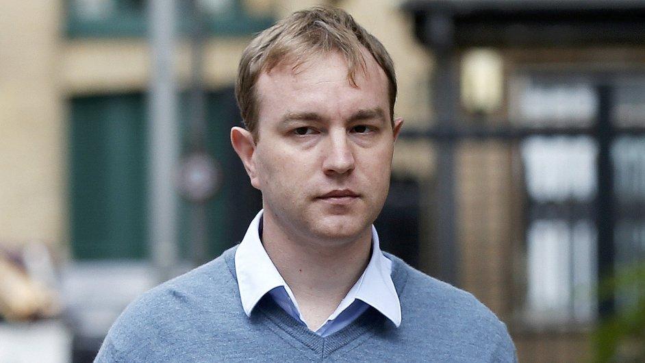 Tom Hayes je podle královského soudu v Londýně vinen v případě manipulace s úrokovými sazbami.