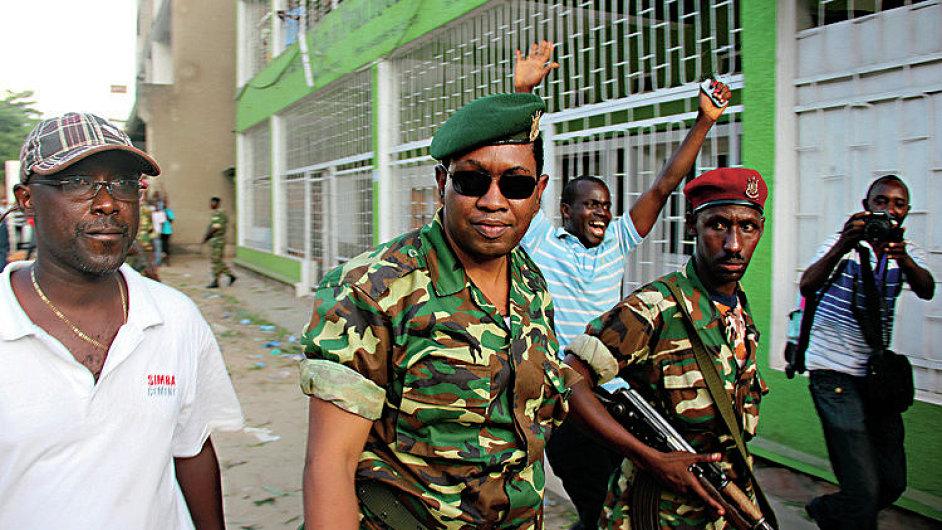 Oficiální vláda Burundi mírovou misi odmítá. - Ilustrační foto.