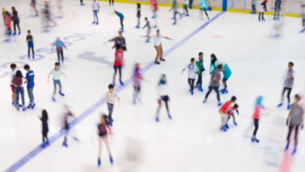 Zimn� radov�nky v Tower Ice Parku potrvaj� a� do konce b�ezna - Ilustra�n� foto.