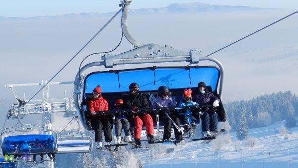 Společnost TMR má kromě slovenských a polských středisek podíl i ve skiareálu ve Špindlerově Mlýně