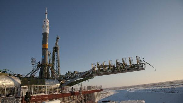 Pro ruský raketový nosič Proton-M jsou nové družice Sfera V příliš těžké - Ilustrační foto.