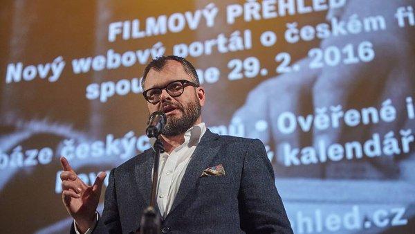 �editel N�rodn�ho filmov�ho archivu Michal Bregant o nov�m port�lu hovo�il v pond�l� v pra�sk� Lucern�.