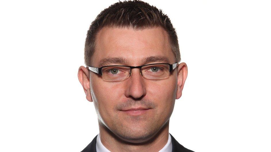 Jiří Kotulán, generální ředitel bratislavského hotelu NH Gate One