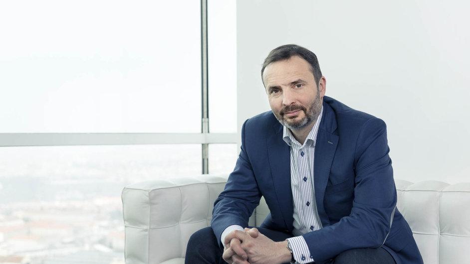 Spolumajitel finanční skupiny Nordic Investors a významný český advokát Tomáš Otruba
