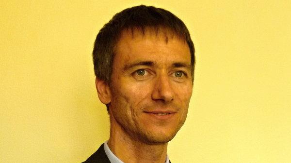 Václav Osička, generální ředitel Vinium Velké Pavlovice
