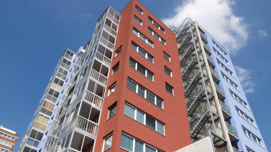Nové byty rychle mizí z nabídky - Ilustrační foto.