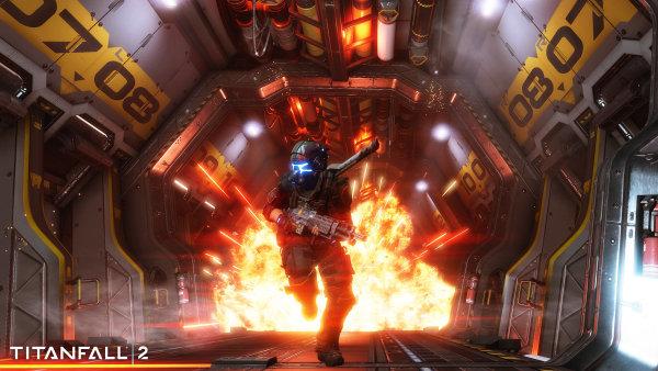 Titanfall  2 - nový díl 3D střílečky s obrovskými bitevními roboty
