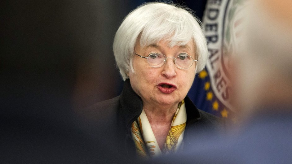Federal Reserve Chair Janet Yellen speaks during a news conference after the 2016 Federal Open Market Committee meeting