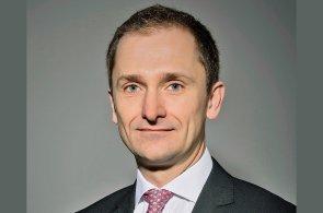 Ljubiša Tešić, ředitel finanční divize a člen představenstva UniCredit Bank