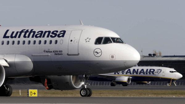 Lufthansa prohrála souboj s Ryanairem.