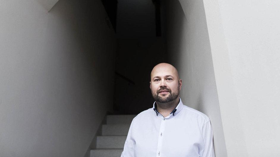Pavel Plachý, spoluzakladatel personální společnosti flow-r