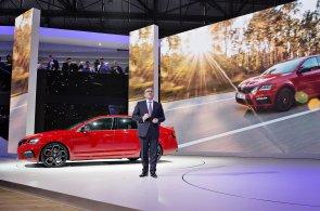 Škoda Auto brzy představí koncept elektromobilu. Do prodeje by mohl jít za tři roky