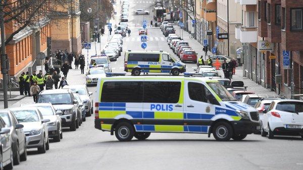 Uzbekistán varoval před útočníkem ze Stockholmu.