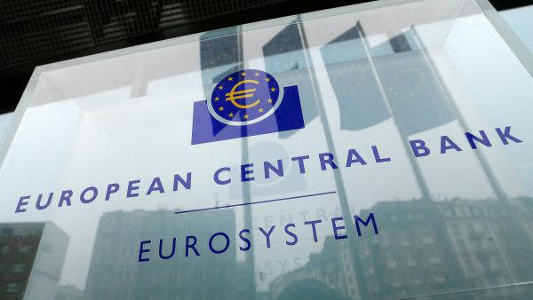 ECB si chce zachovat flexibilitu - Ilustrační foto.