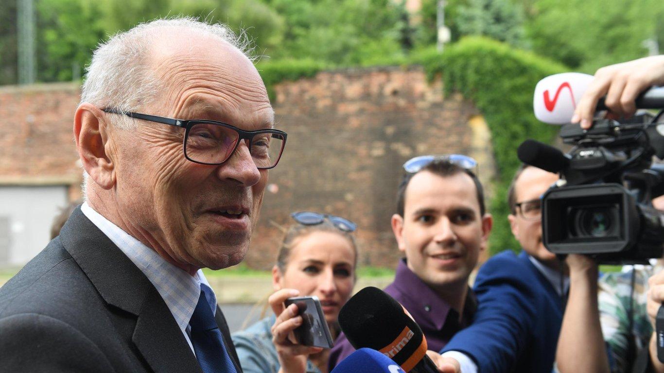 Kandidát na ministra financí Ivan Pilný.