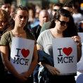 Vigilie za oběti manchesterského útoku