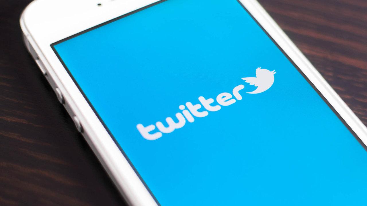 Twitter, ilustrační foto
