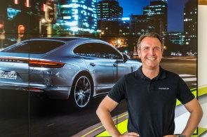 Nové Porsche Panamera má pět míst a větší kufr, v Evropě bude hit, říká Stefan Utsch